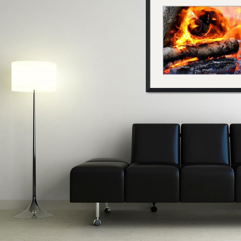 """""""Burning Embers&quot  (2011) by RTMacGowan"""
