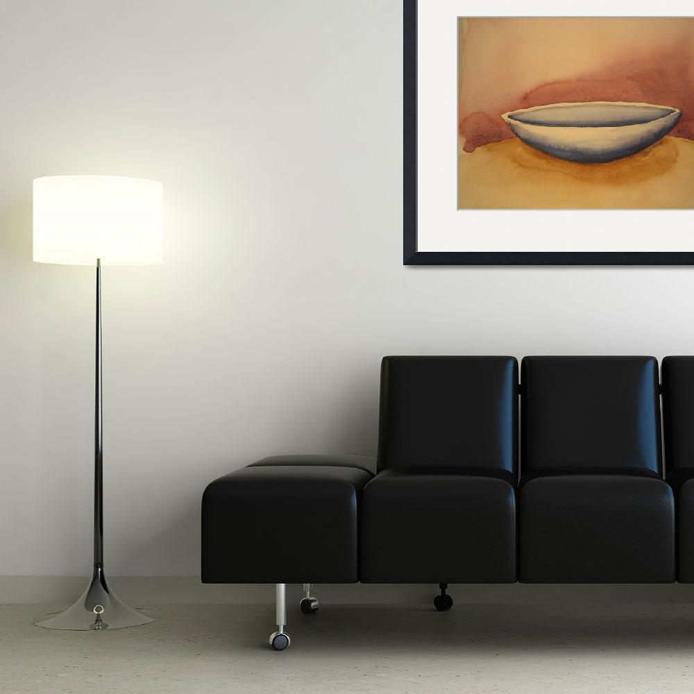 """""""Large Bowl""""  by Berit"""