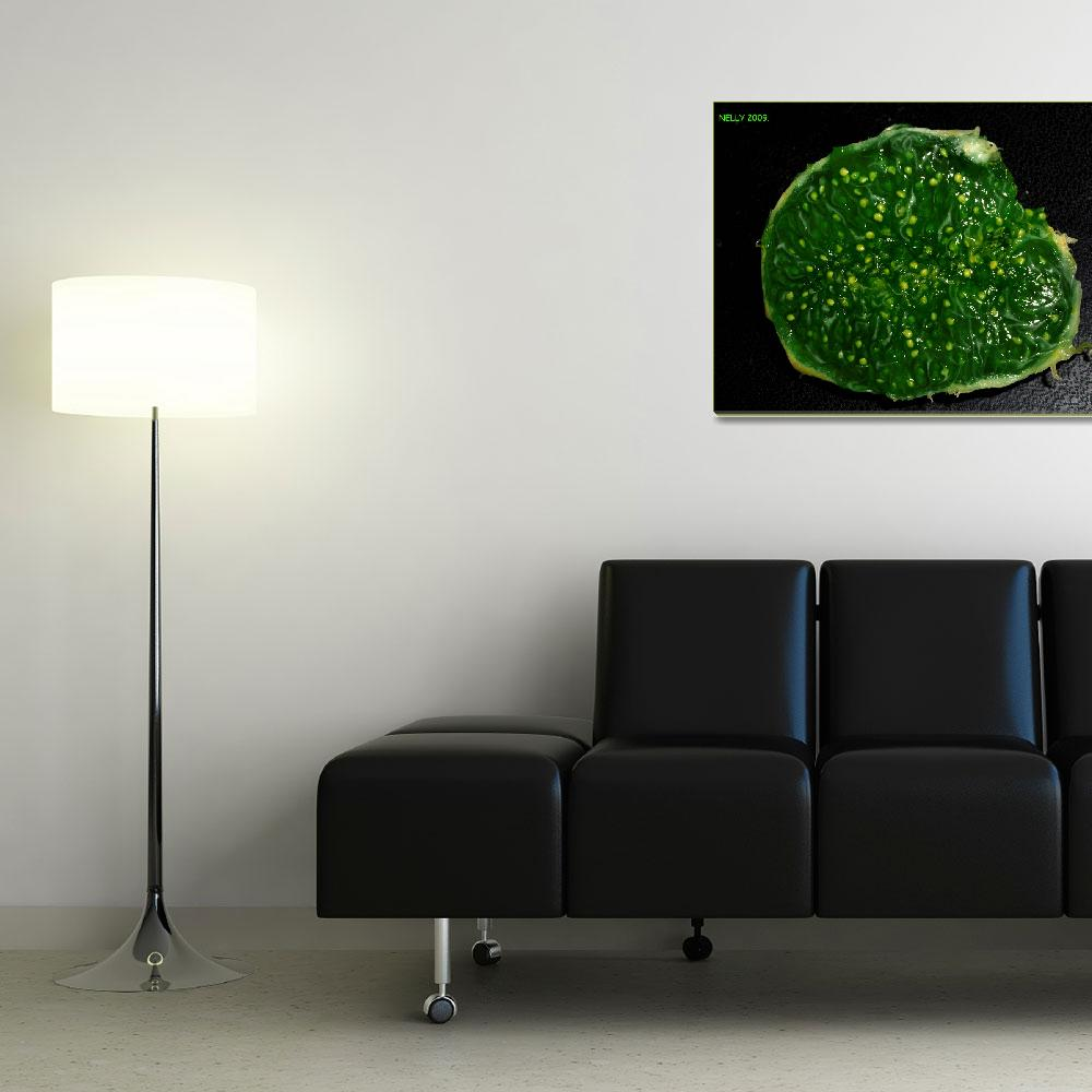 """""""* GREEN FIG *""""  (2009) by NELLY"""