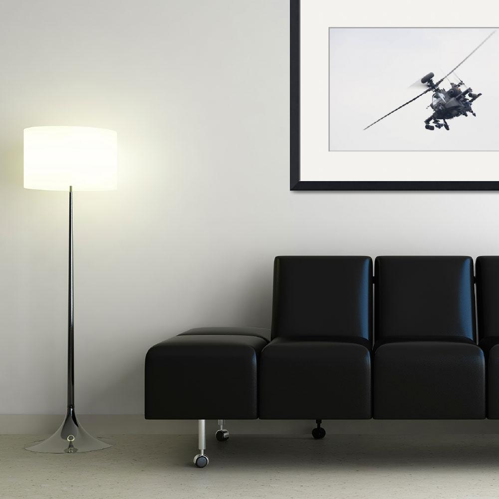 """""""Apache AH1 Attack Helicopter&quot  (2009) by DestinysAgent"""