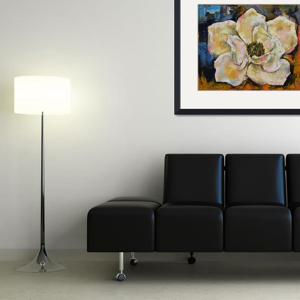 """""""Magnolia&quot  by creese"""