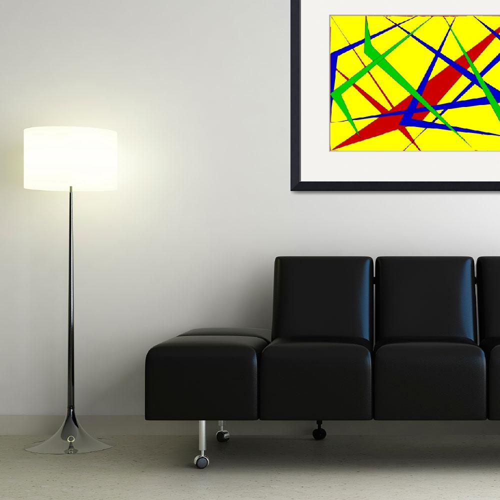 """""""BOLD ANGLES""""  (2011) by AprilO"""