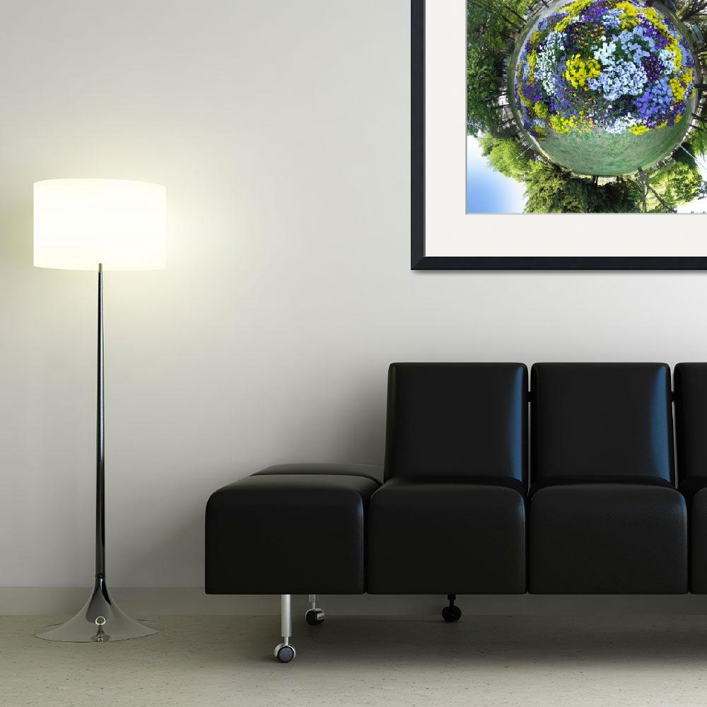 """""""Pansy Planet""""  by vitroid"""