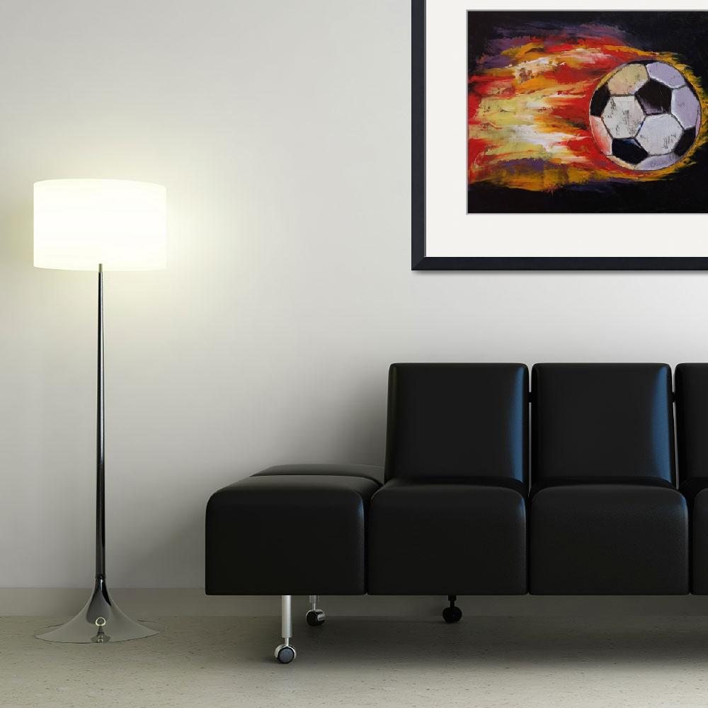"""""""Soccer""""  by creese"""