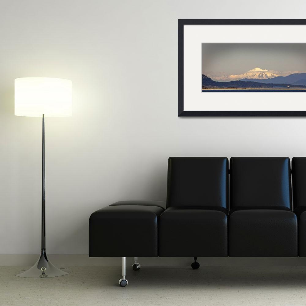 """""""Mt. Baker&quot  (2010) by unicornorg"""