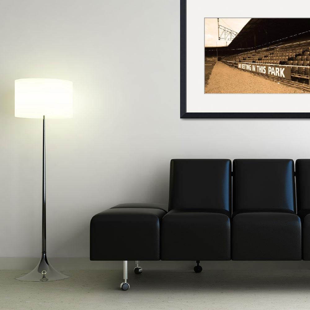 """""""The Old Ballpark 3&quot  (2004) by Ffooter"""
