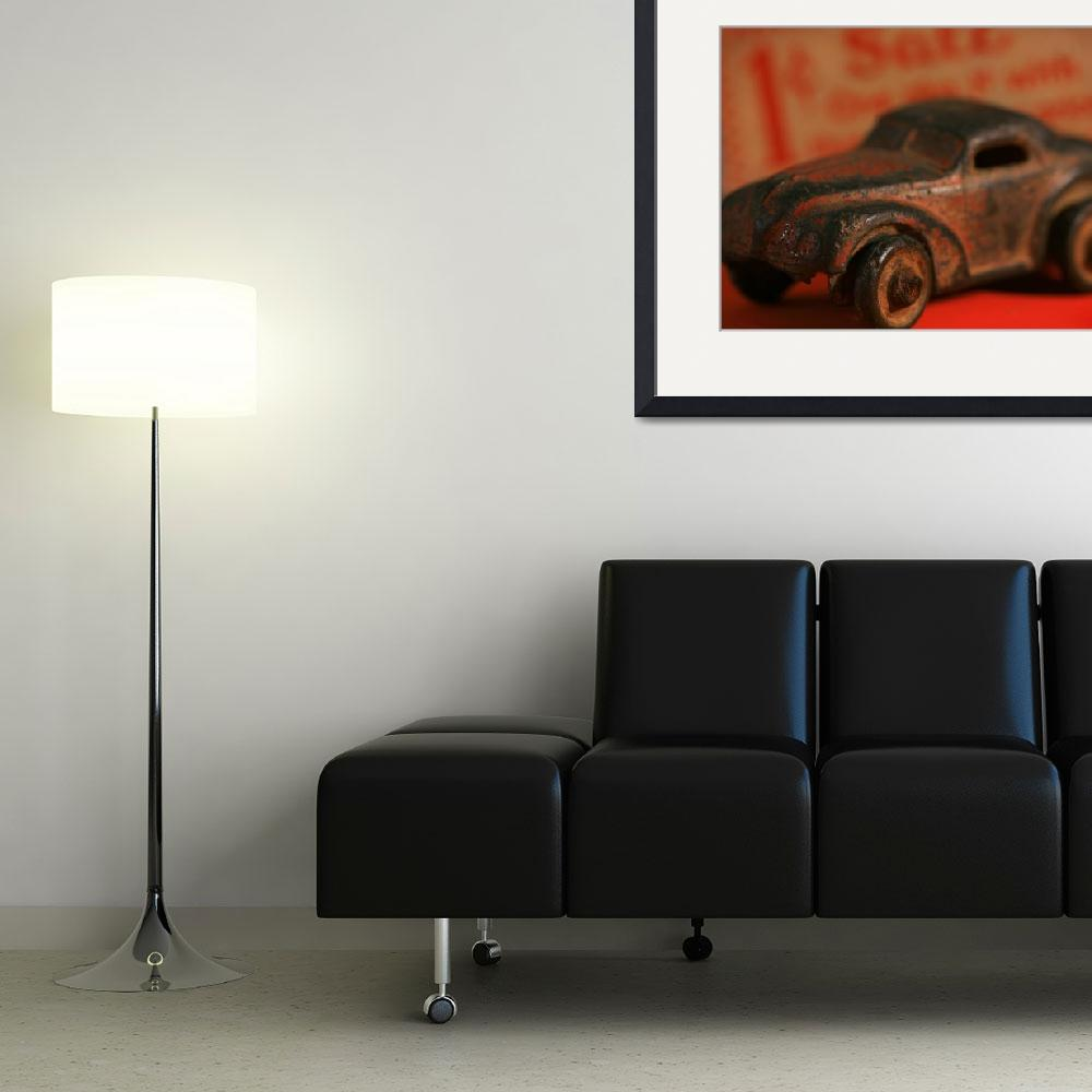 """""""One Cent Car""""  (2012) by newimage"""