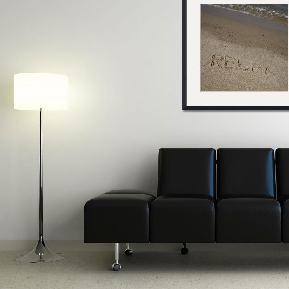 """""""Relax SQ&quot  (2011) by DonnaCorless"""