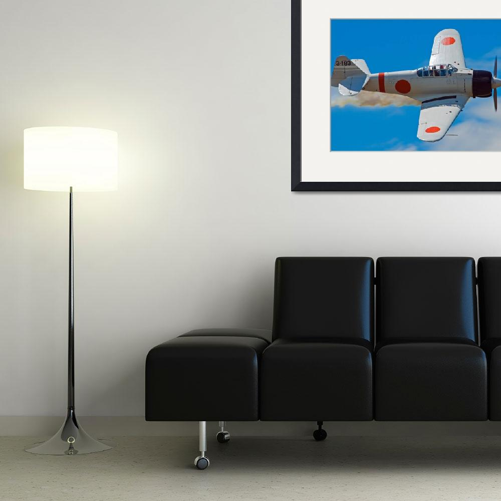 """""""Zero Fly By&quot  (2007) by robgerman"""