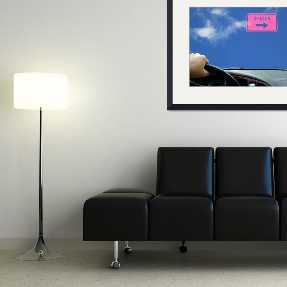 """""""Driving on the sky&quot  (2010) by Bayardo"""