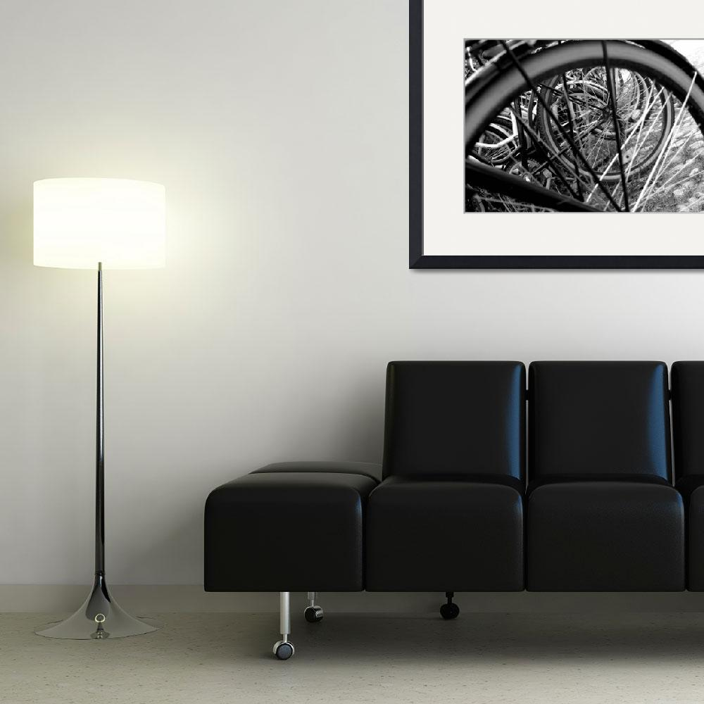 """""""Wheels&quot  (2010) by syntaxphotography"""
