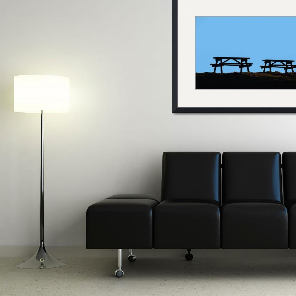"""""""Benches&quot  (2013) by benpicko"""