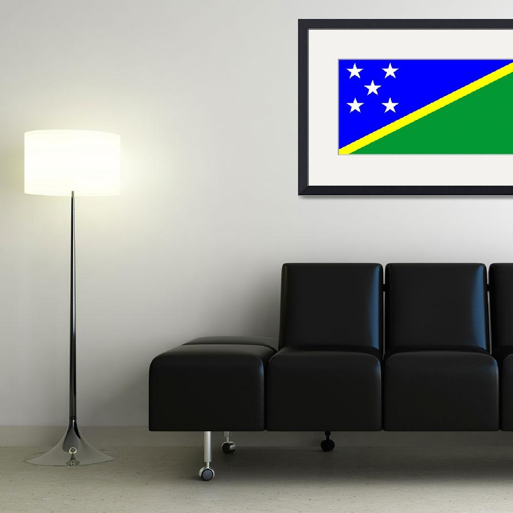 """Solomon Islands""  by tony4urban"