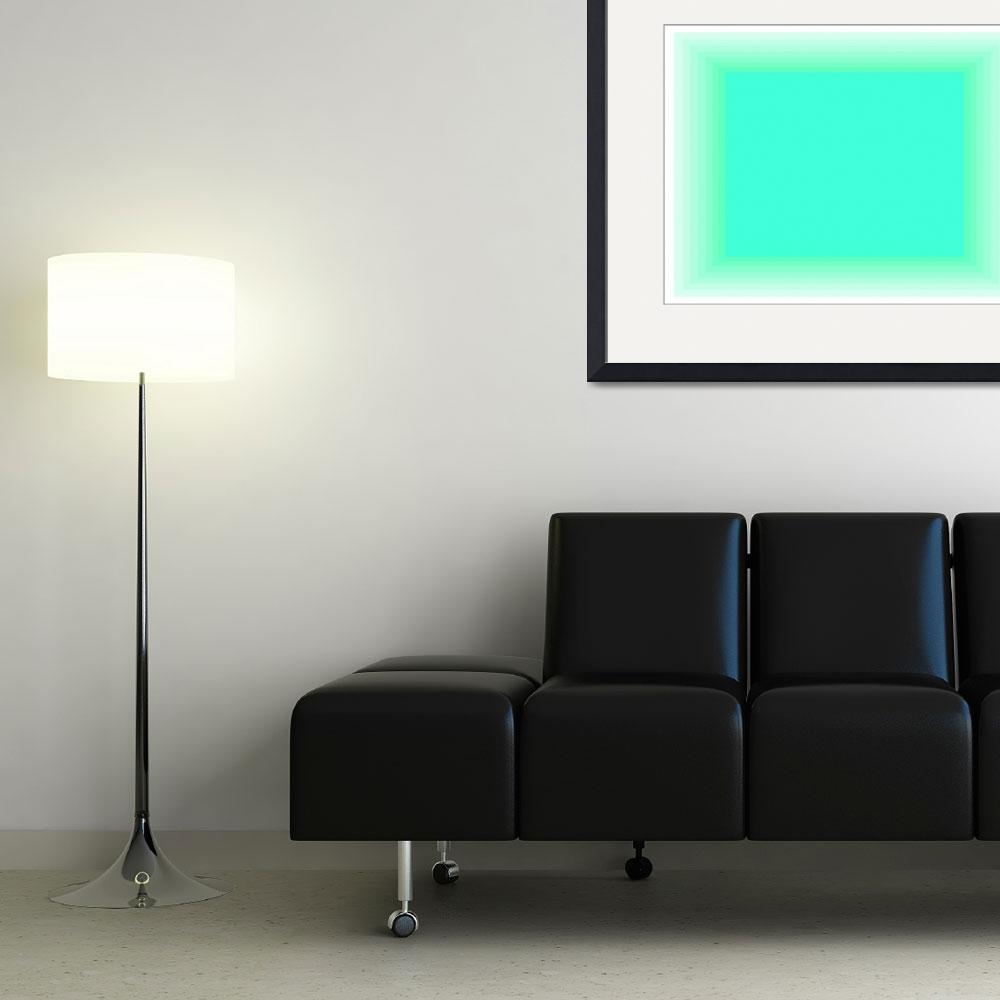 """""""Mid Century Rectangle""""  (2010) by ValeriesGallery"""