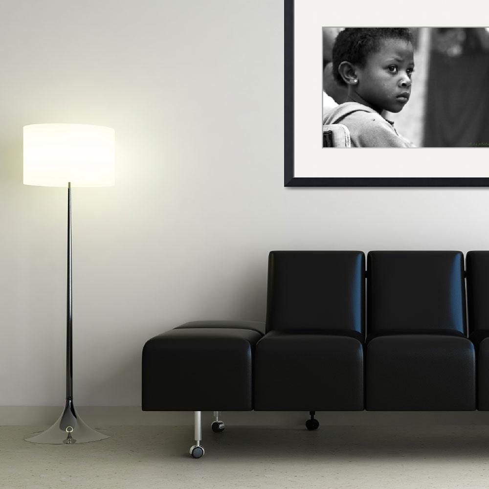 """""""African child&quot  by collinsphotography"""