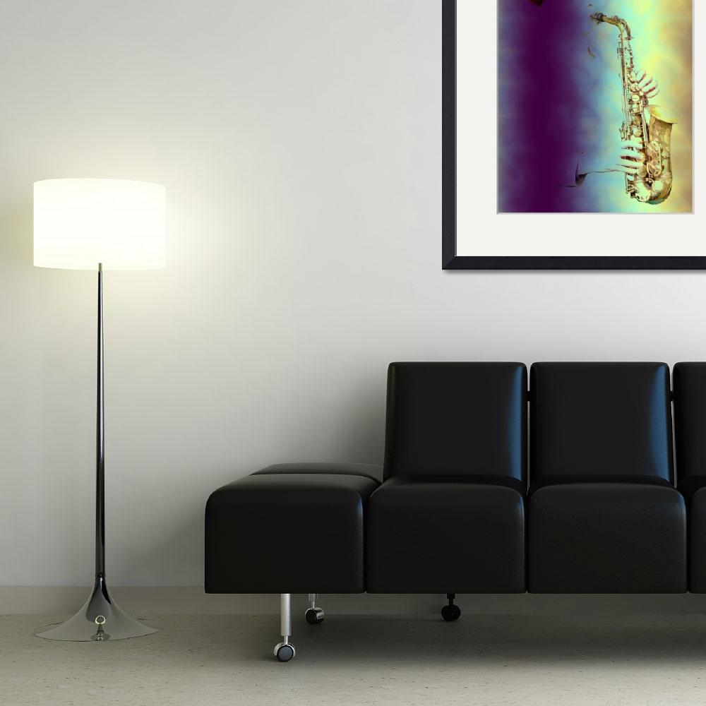 """""""sax&quot  (2008) by nomad"""