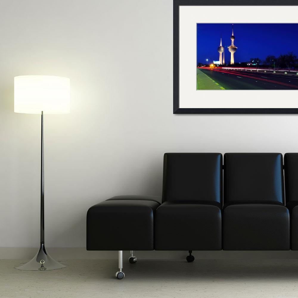 """""""Towers&quot  (2010) by atifpeshimam"""