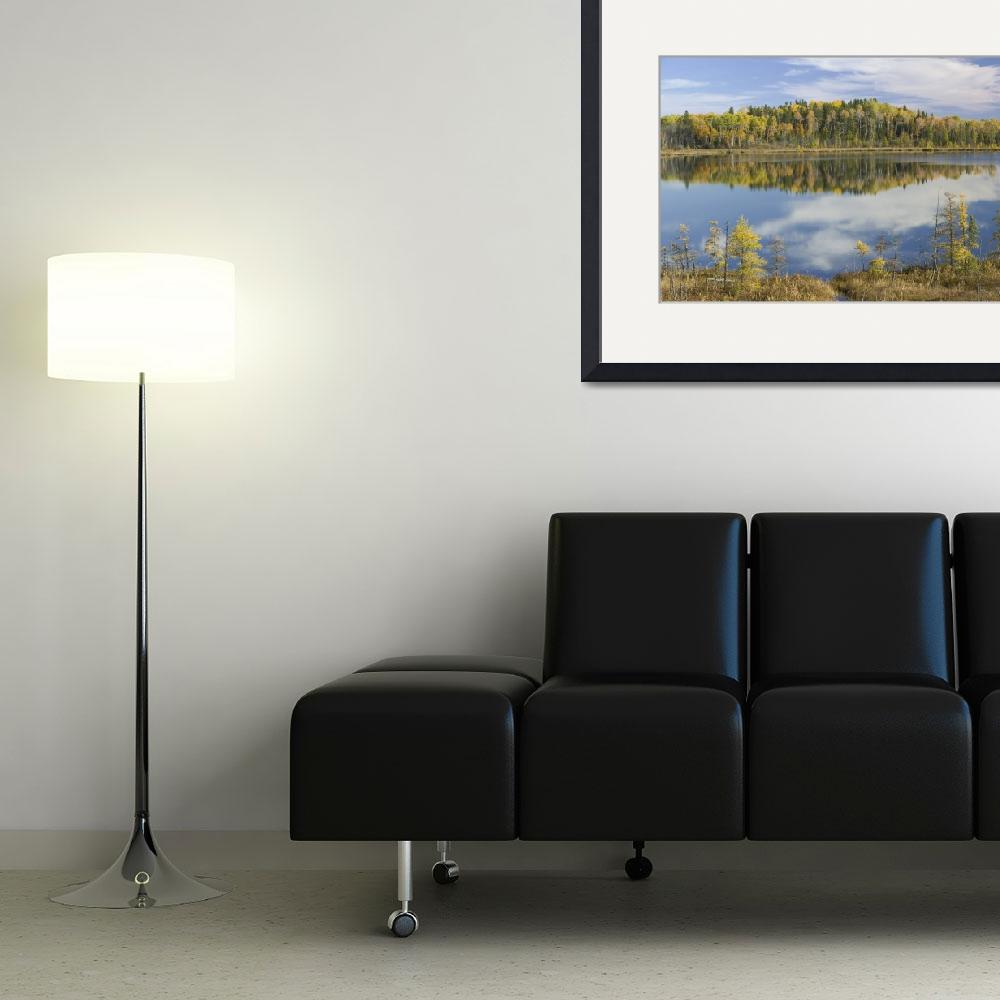 """""""Panoramic view of a landscape&quot  by Panoramic_Images"""
