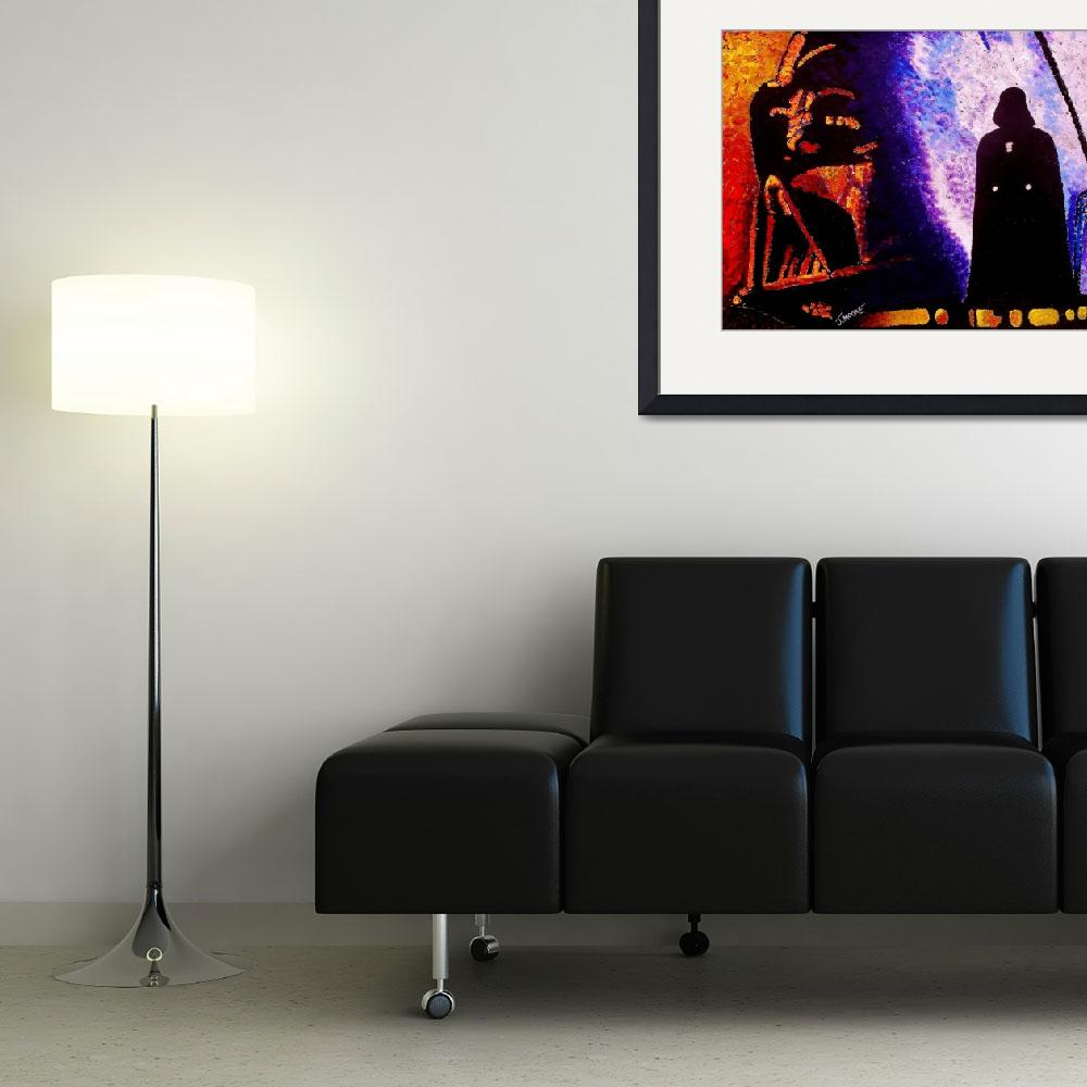 """""""Dark Lord Of The Sith&quot  (2011) by jmoore66"""