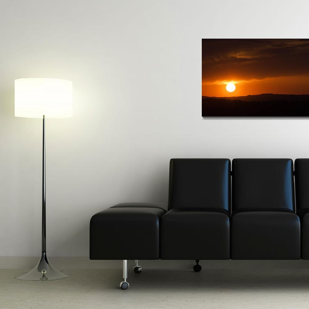"""""""Sunset""""  (2008) by pixelens"""