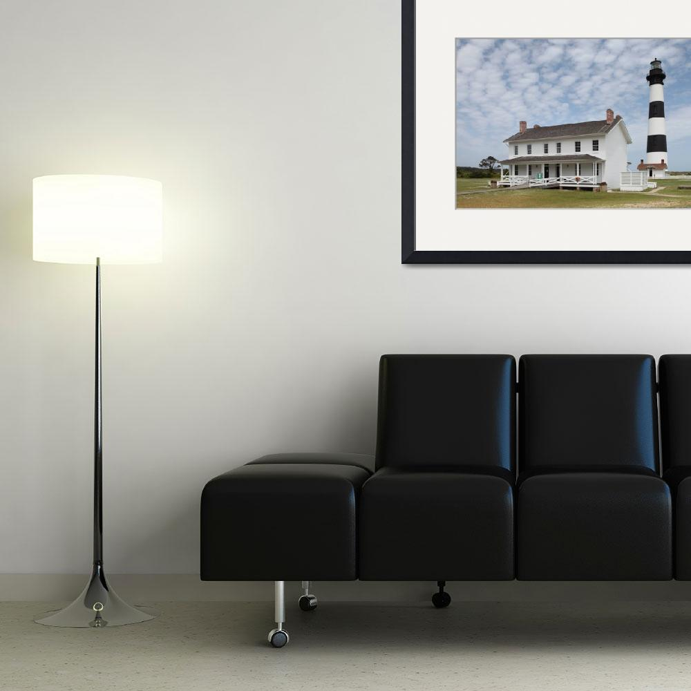 """""""Bodie Lighthouse&quot  (2009) by rhmayne"""
