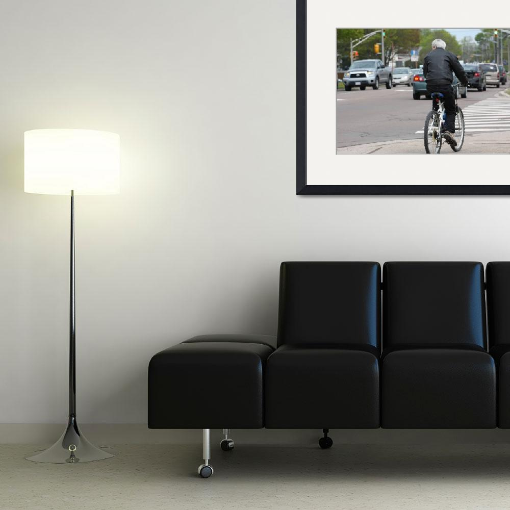 """""""Bike Ride&quot  (2012) by Albertphoto"""