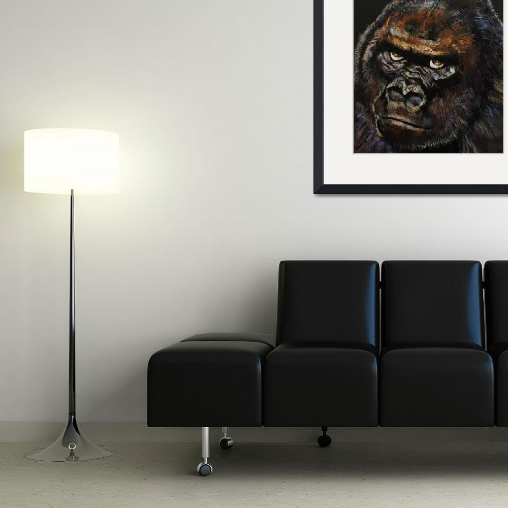 """""""Gorilla""""  by creese"""