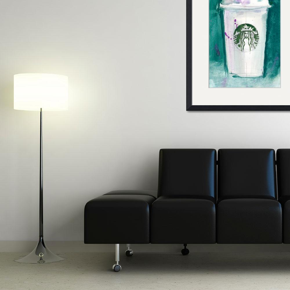 """""""STARBUCK&quot  by dfrdesign"""