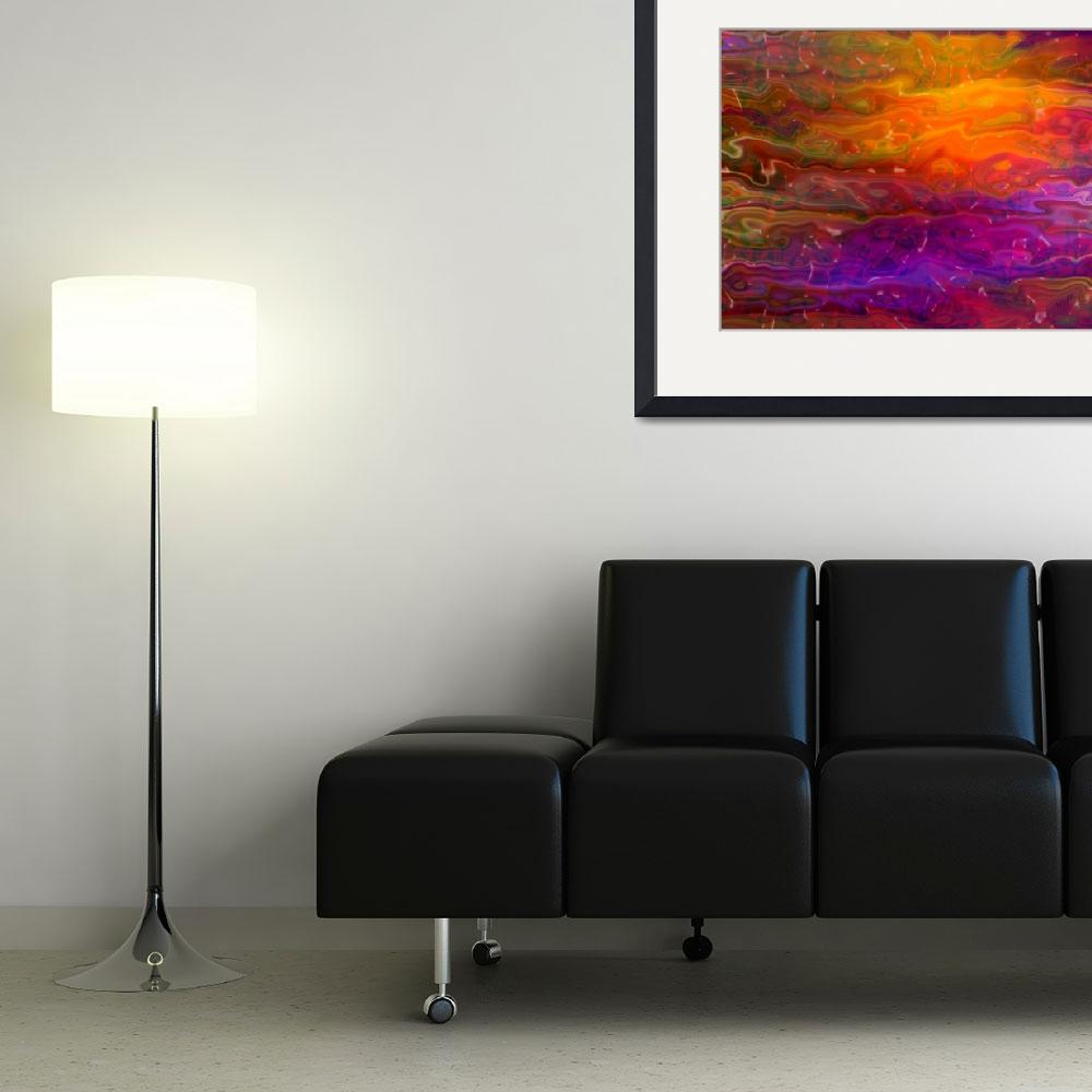 """""""River of Color&quot  (2010) by AngelsCreativeWorks"""
