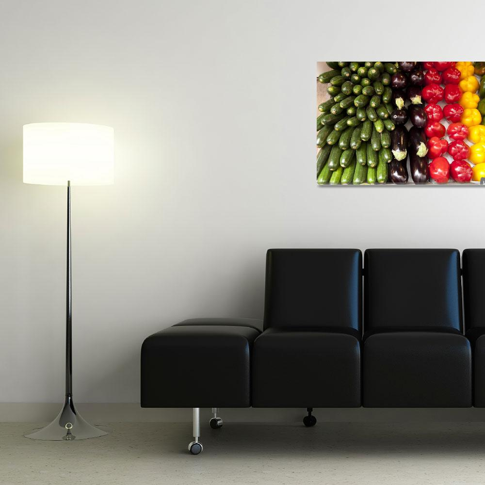 """""""Paris Vegetables""""  (2008) by SederquistPhotography"""