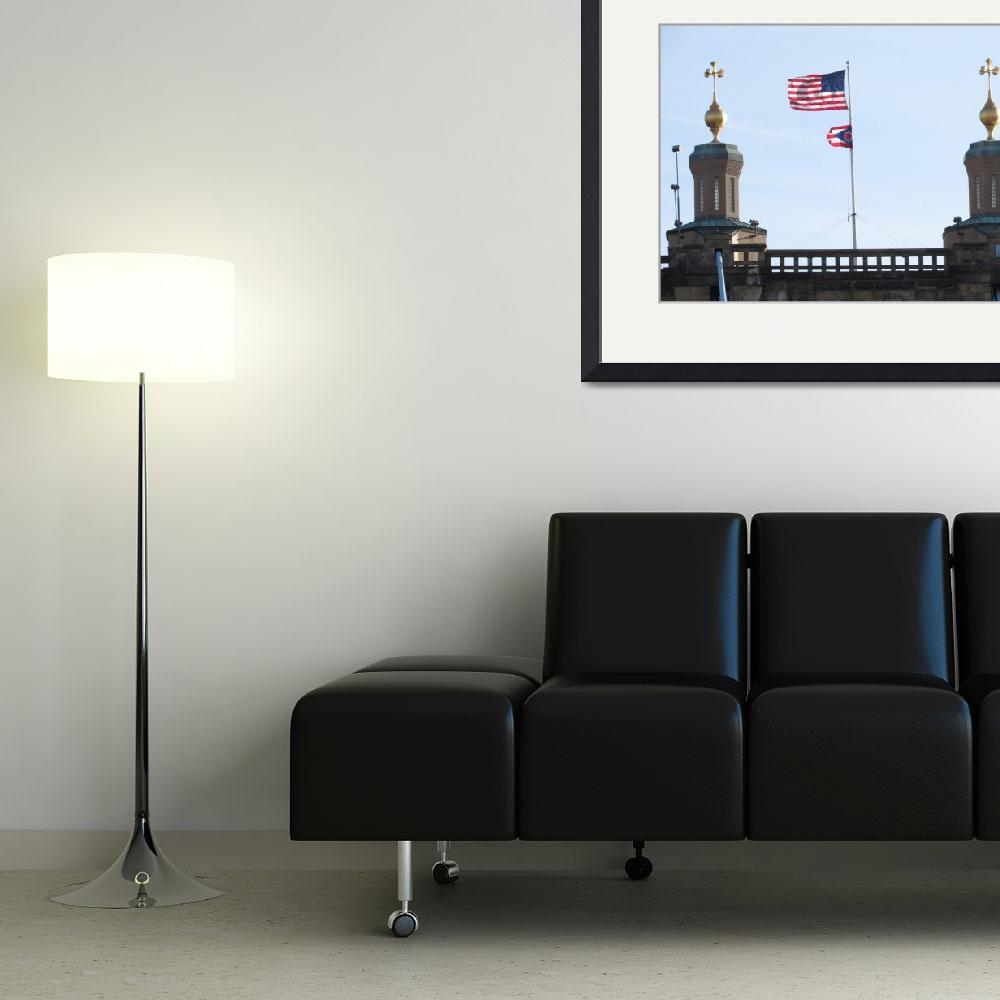 """""""Roebling Flag&quot  by MichelleLee"""