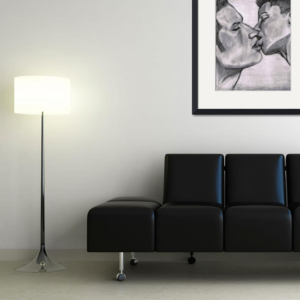 """""""Kiss""""  (2005) by engy90"""