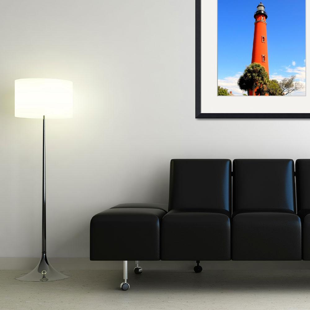 """""""Lighthouse Scenic""""  (2009) by ChrisCrowley"""