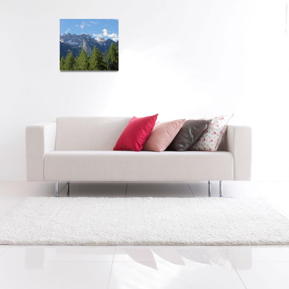 """""""The Alps in Switzerland""""  by EEN"""