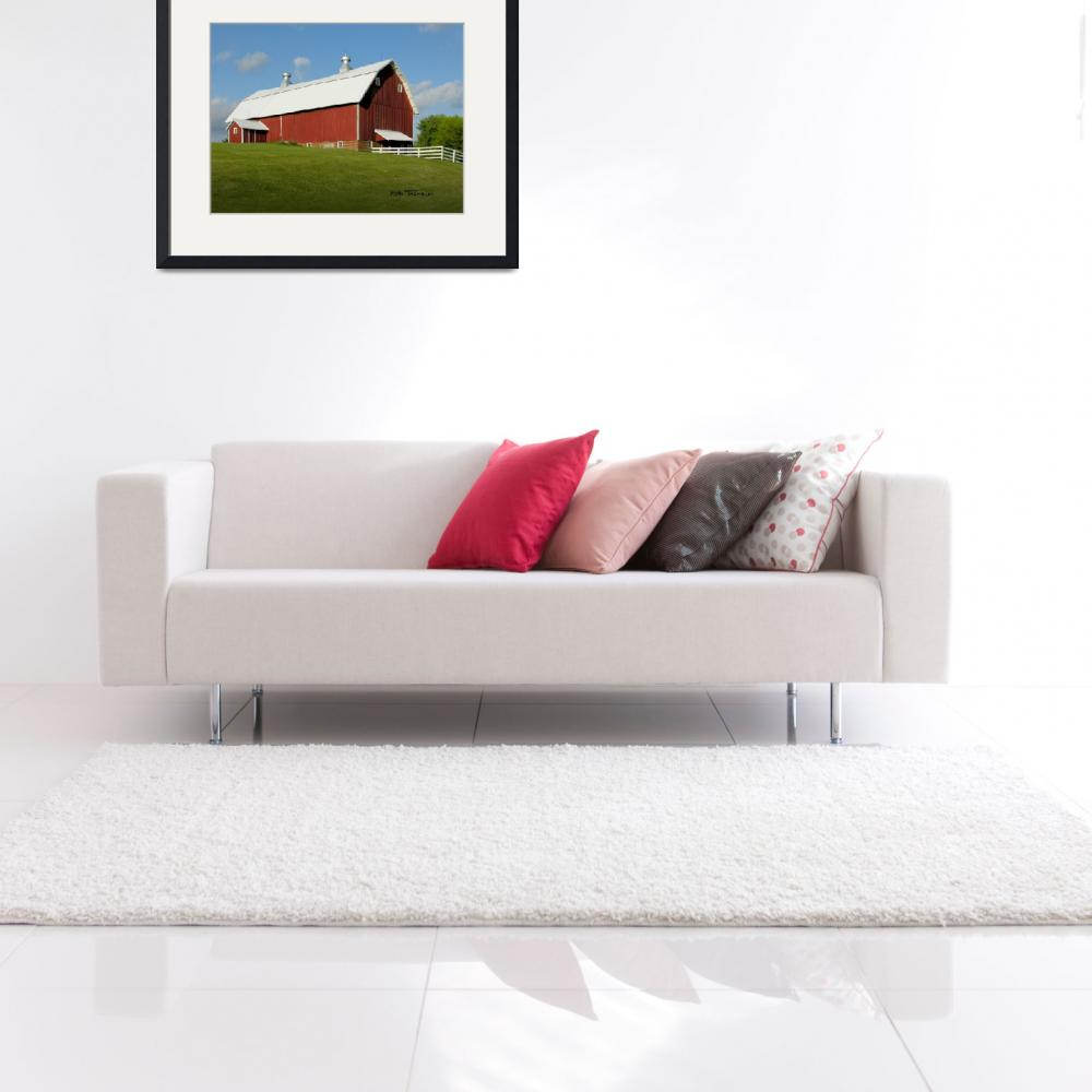 """""""Laumann Barn&quot  (2008) by rtremblay"""