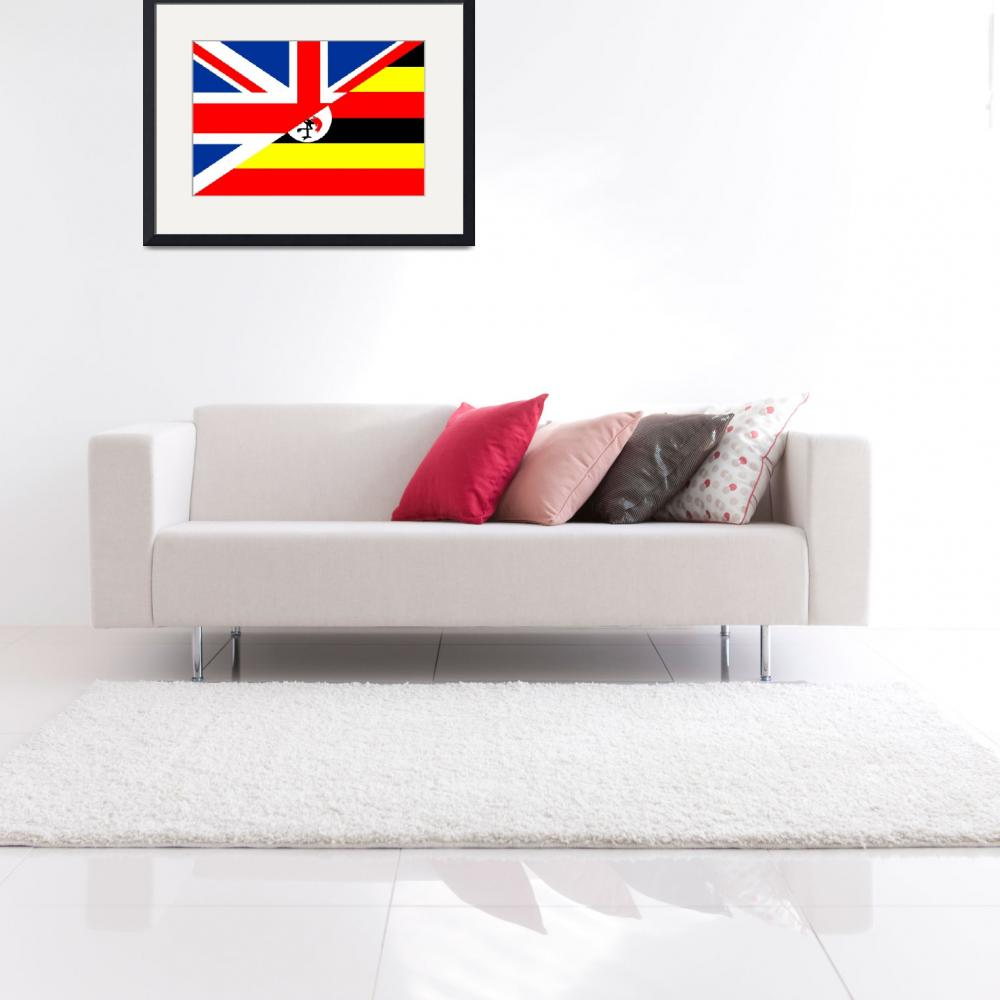 """uk uganda&quot  by tony4urban"