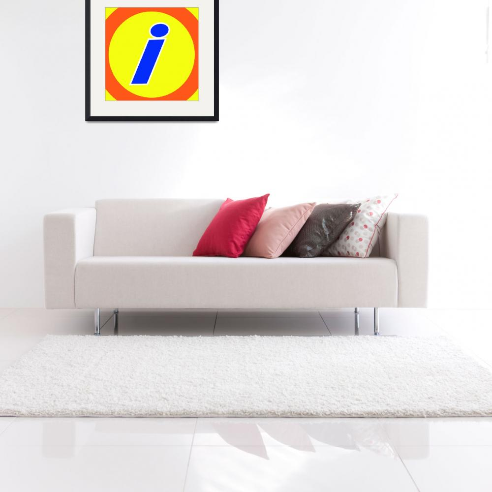 """""""i-Tide&quot  by LetterPopArt"""