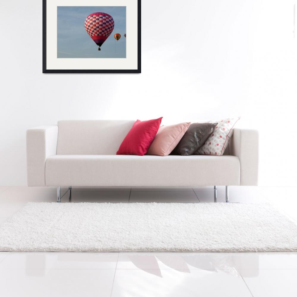 """""""hot air(OH)     balloons 4""""  (2008) by Albertphoto"""