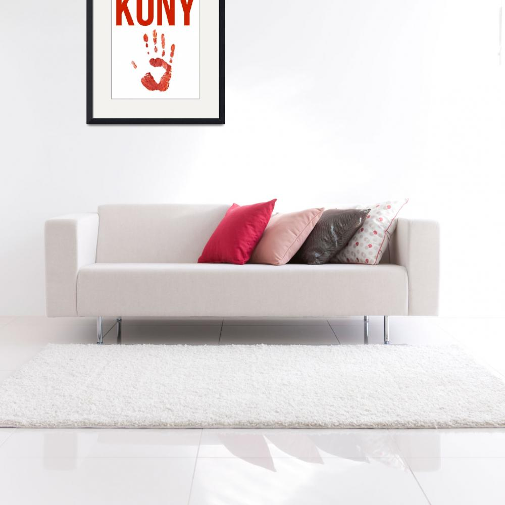 """""""Kony Poster&quot  (2012) by KonyPosters"""