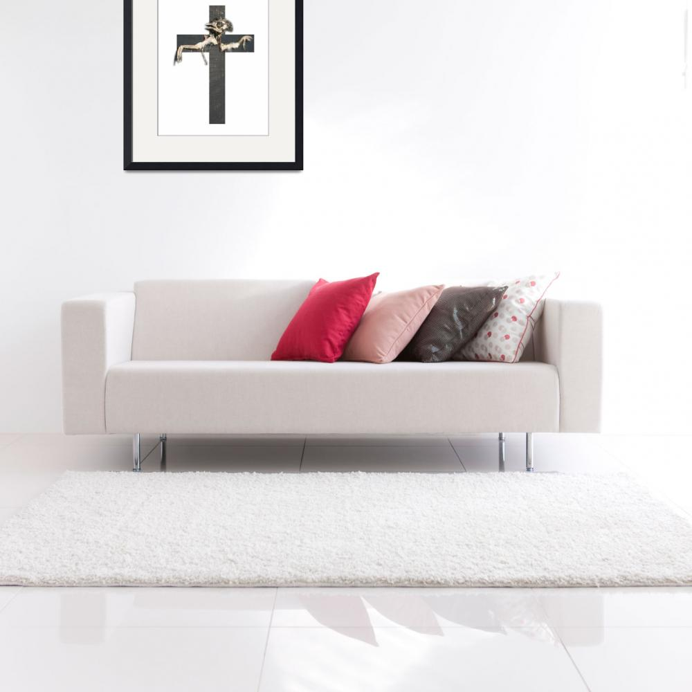 """""""The Cross&quot  (2009) by vncstone"""
