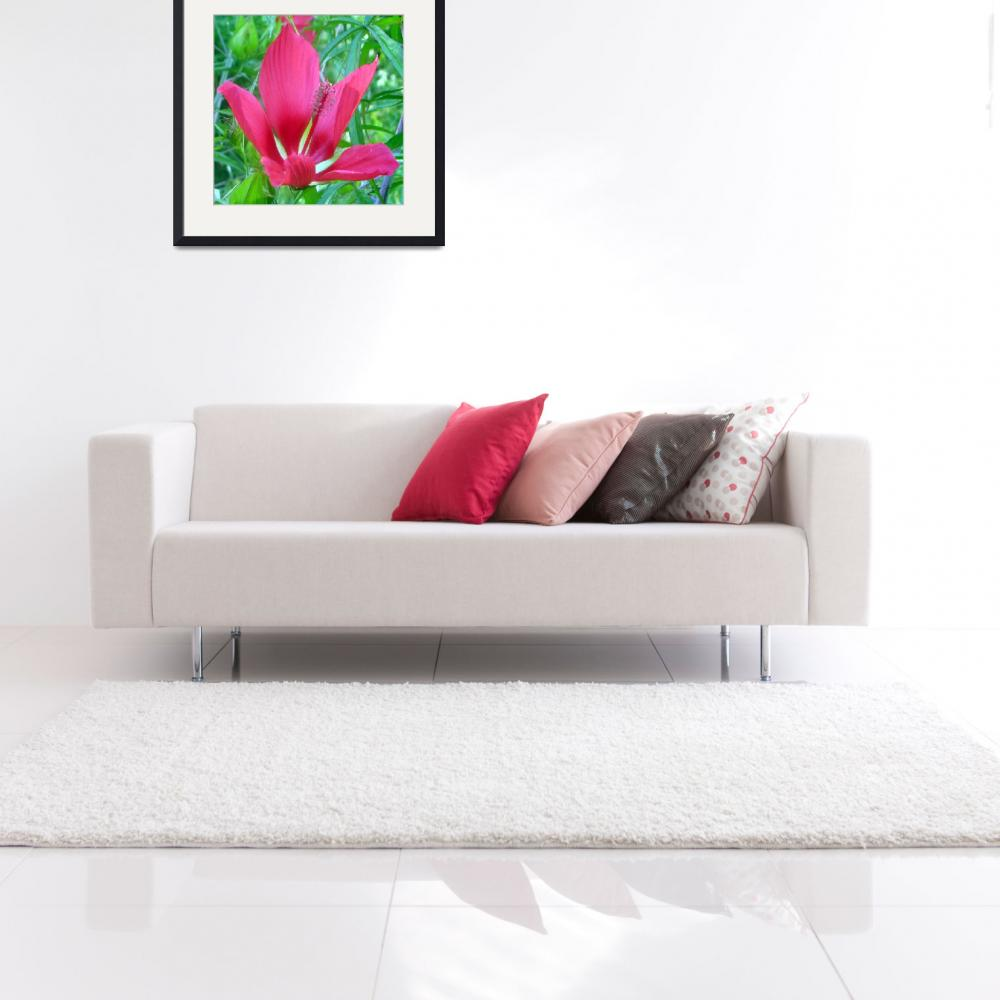 """""""Pink Spring Blossom&quot  (2015) by MasArtStudio"""