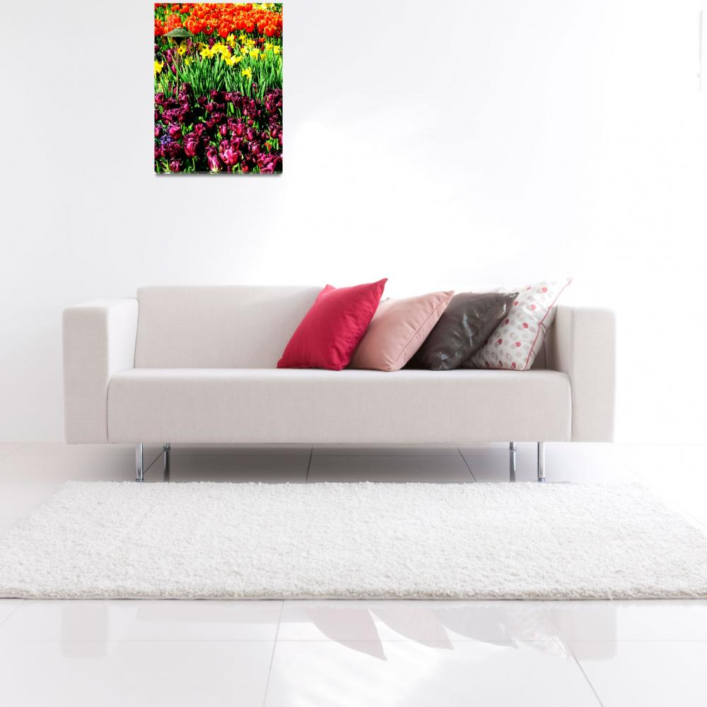 """""""Dallas Blooms (Welcome Spring Card)&quot  (2008) by rayjacque"""