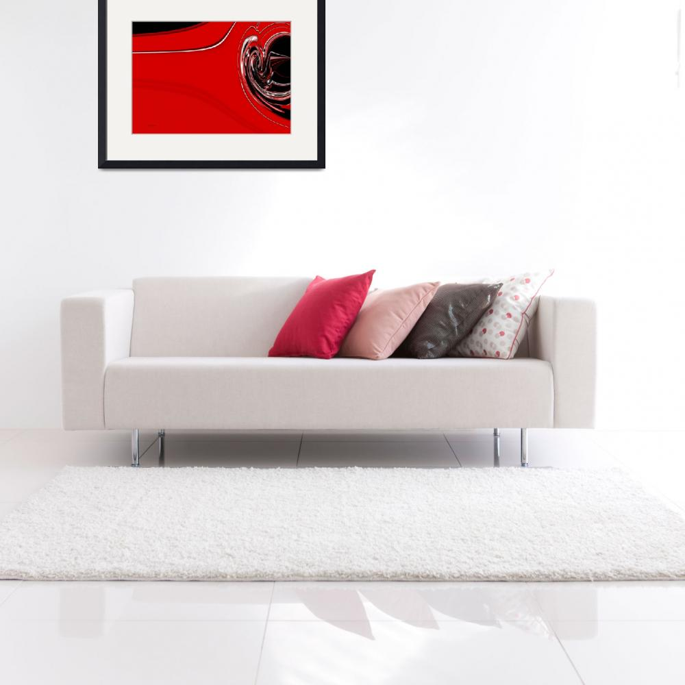 """""""11-red-black-modern&quot  by shanmaree"""