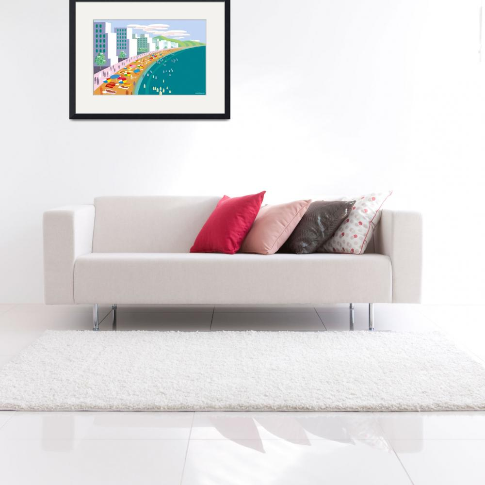 """""""Malecon""""  (2009) by charker"""