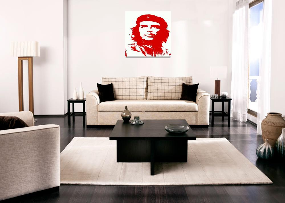 """""""Che Guevara&quot  (2017) by Icarusismart"""