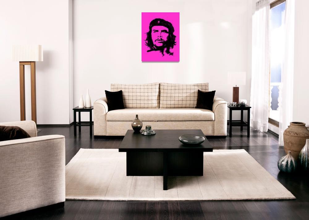 """Che Guevara""  (2010) by Tomatoskins"