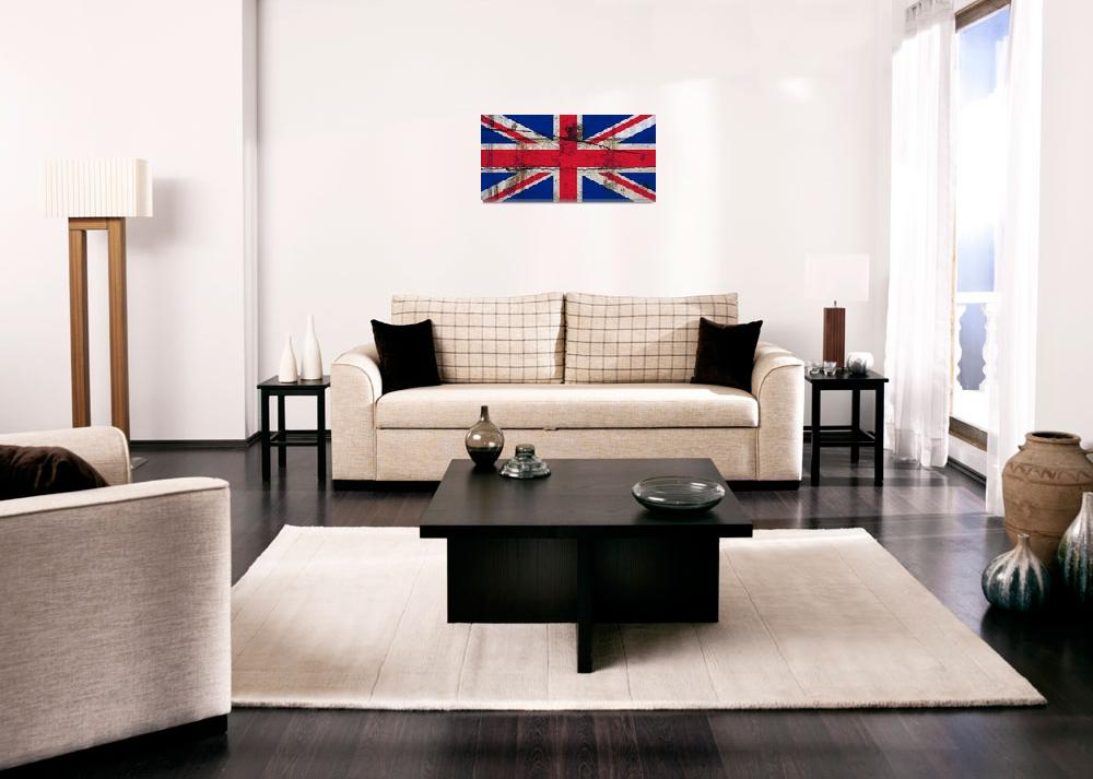 """UNION JACK-2""  (2014) by thegriffinpassant"
