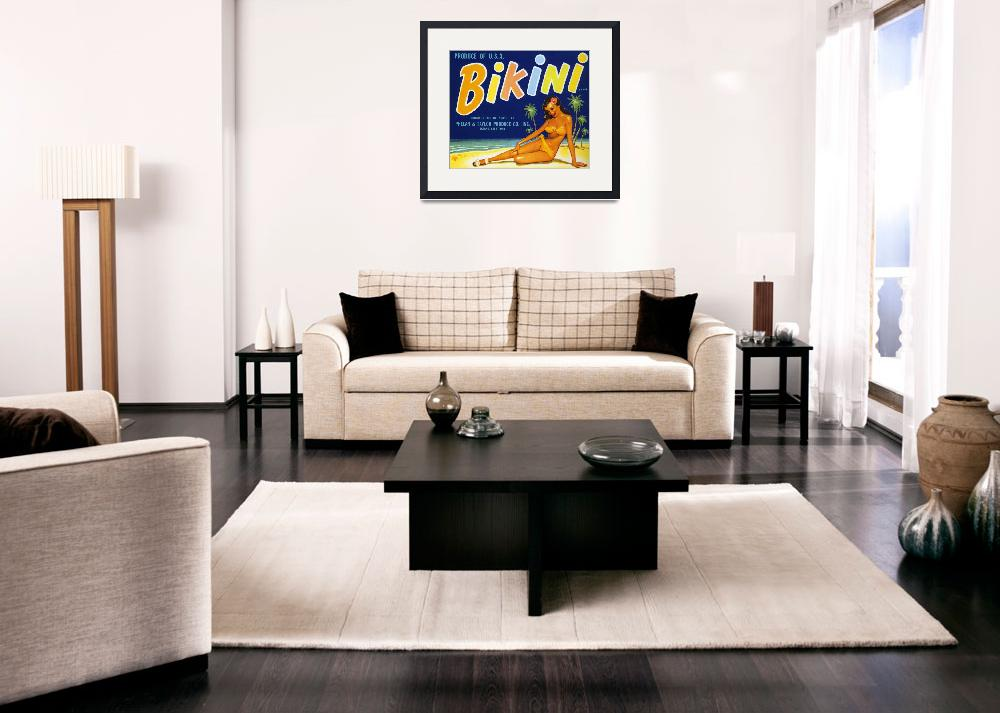 """Vintage Retro Ad Promotion Advertisement Poster&quot  by palaciodebellasartes"