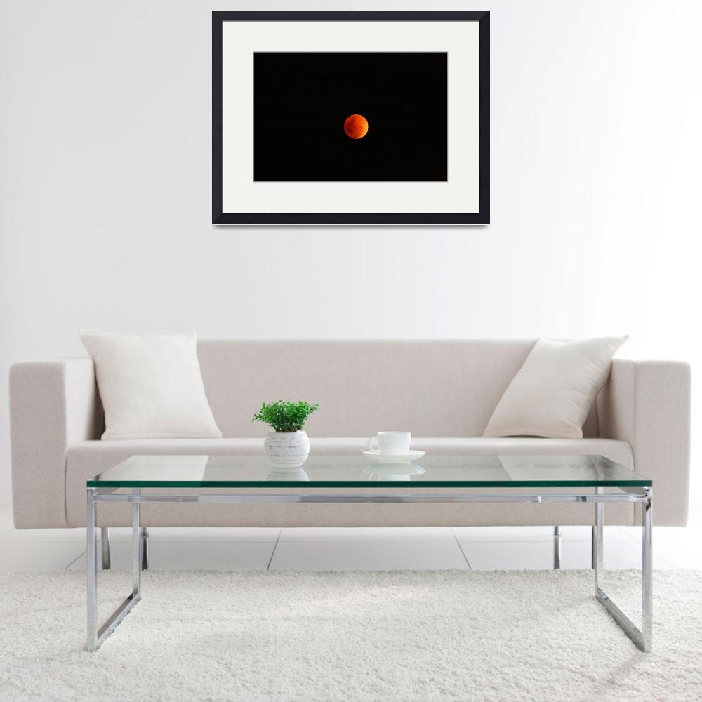 """""""A Red Moon Rises""""  (2007) by reveal"""