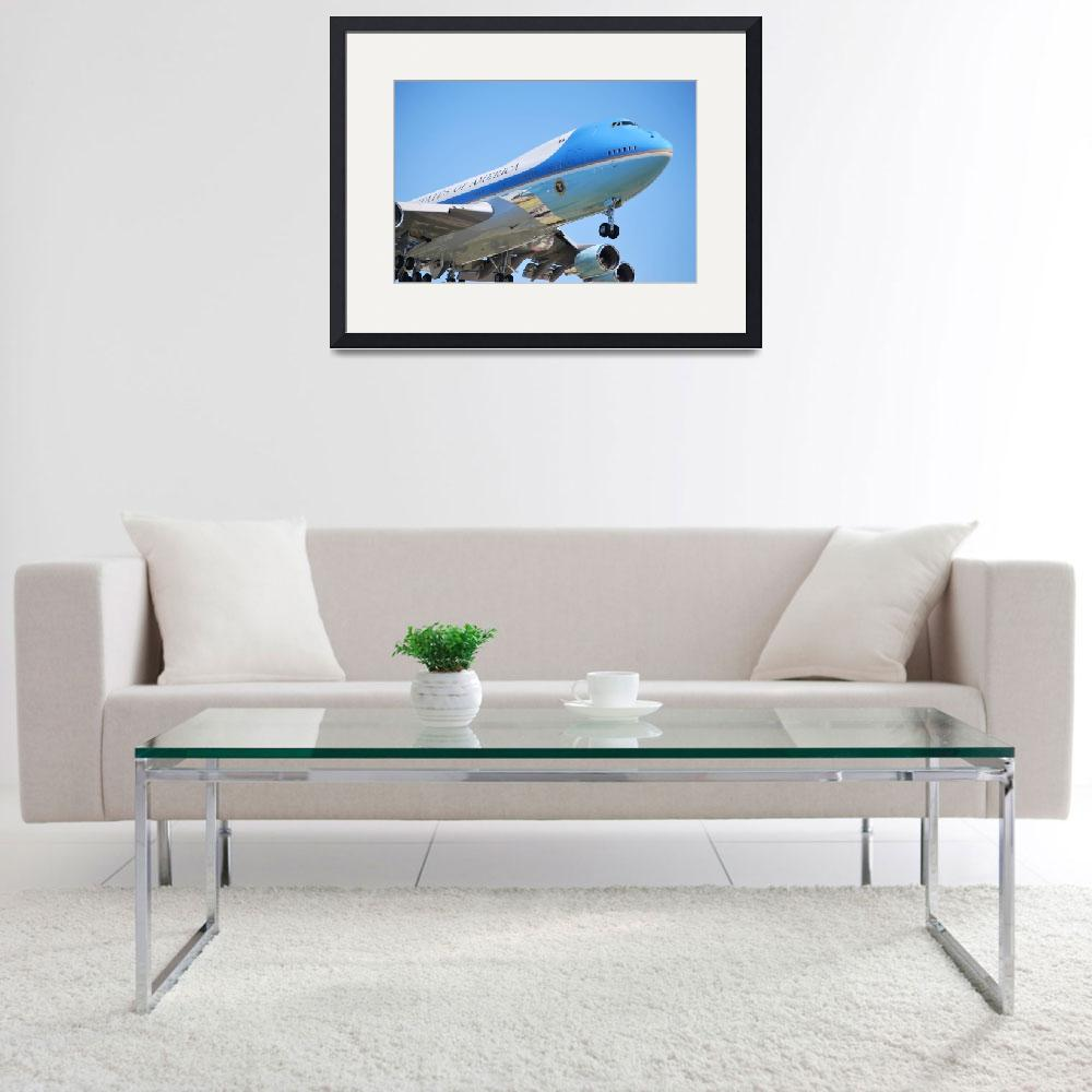 """""""Air Force One""""  (2011) by GlendinePhotography"""